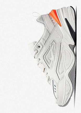 37 Beden beyaz Renk Nike Tekno m2k spor ayakkabı