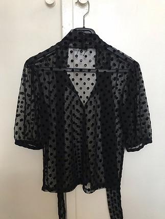 Diğer Siyah bluz