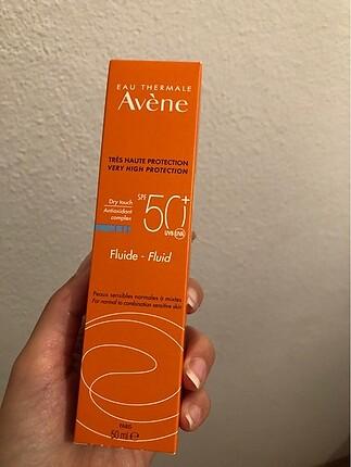 Avene Fluide SPF 50+ Güneş Kremi