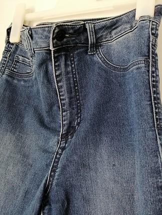 Ultra Yüksek Bel Jean