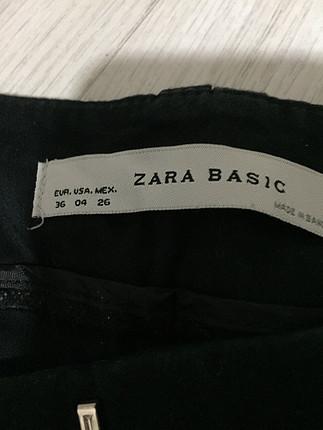 Zara Zara kumaş pantolon