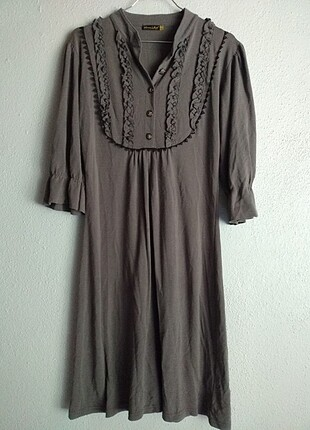 Uzun günlük elbise