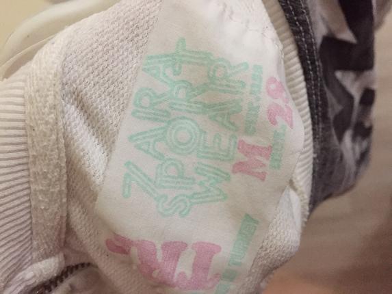 Zara sweat