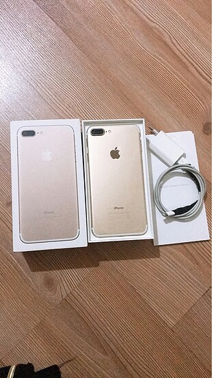 İphone 7 Plus 128gb gold