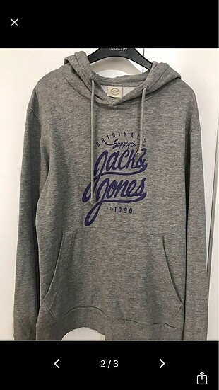 m Beden jack jones sweat