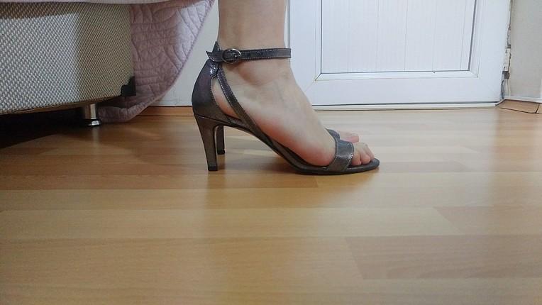 shoes time topuklu ayakkabı