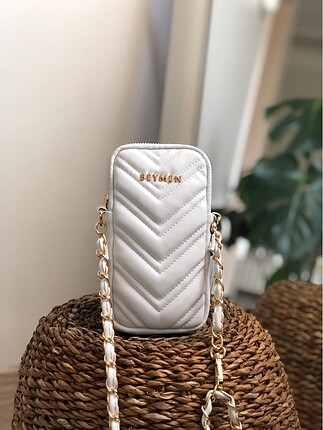 Yeni telefon çantası