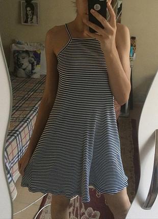Penye elbise s beden ve m beden için uygundur