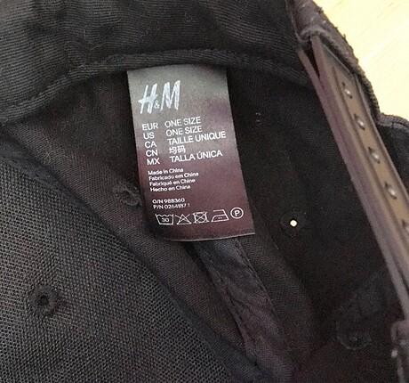 H&M hm şapka
