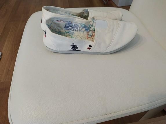 polo beyaz ayakkabi