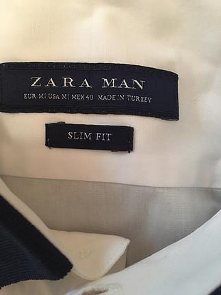 Zara Erkek sıfır gömlek