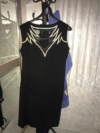 Midi boy şık elbise