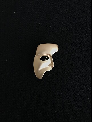 Mask Broş Pin Rozet