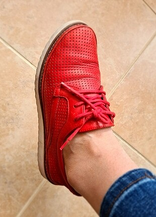 38 Beden Kemal tanca kadın ayakkabı