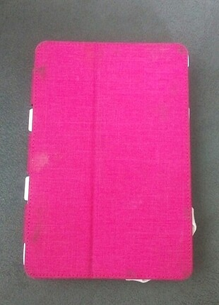 Case logic marka iPad kılıfı pembe renkli