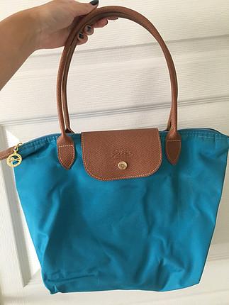 diğer Beden Mavi longchamp çanta