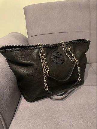 Tory Burch orijinal omuz çantası