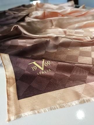 diğer Beden taba Renk Versace şal