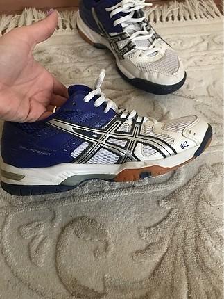 Spor ayakkabı sayılı giyildi