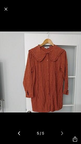 s Beden turuncu Renk suud gömlek