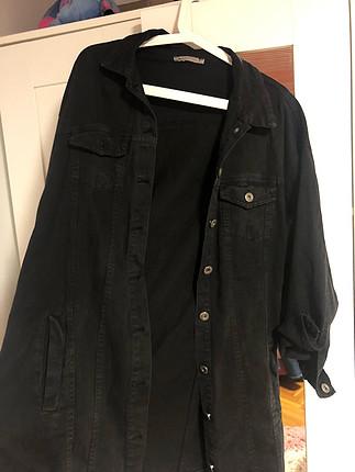 siyah kot ceket