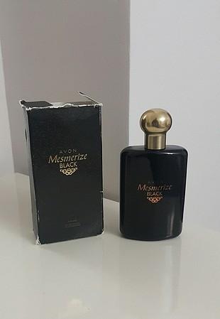 Avon Mesmerize Black erkek parfüm 100ml