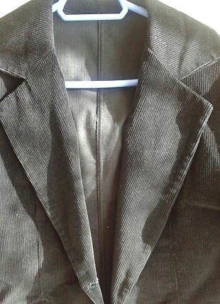 Diğer Kadife kısa ceket