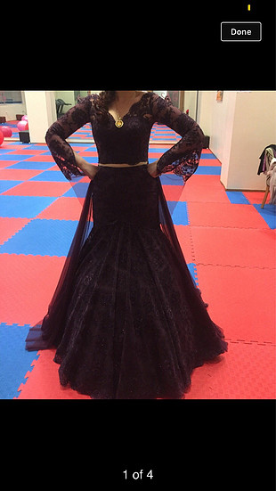 Kına elbisesi