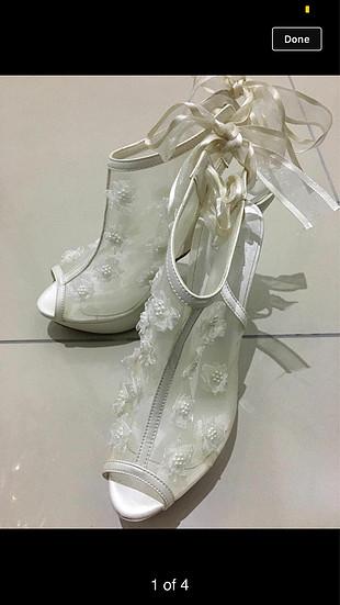 Düğün ayakkabısı