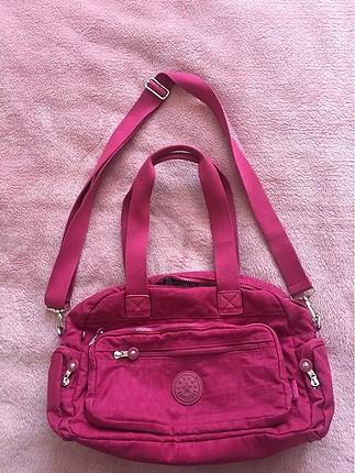 Kipling çok gözlü çanta