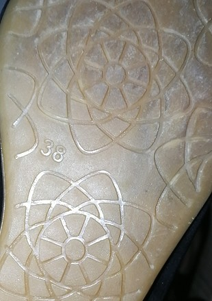 Flo Ayakkabı kadife babet