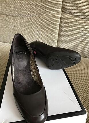 Camper Topuklu Ayakkabı