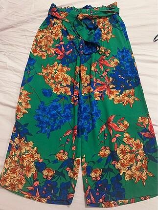 Midi boy pantolon
