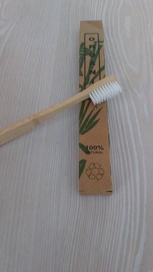 bambu Doğal Diş Fırçası