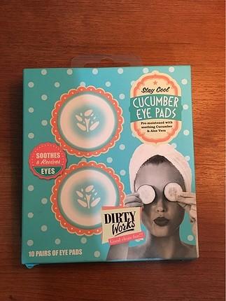 Dirty works göz maskeleri