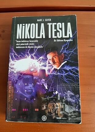 Nikola Tesla Biyografi kitabı