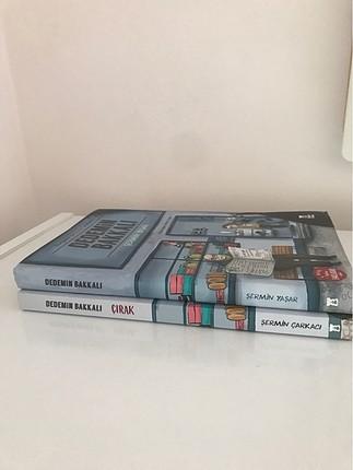 Dedemin Bakkalı & Çırak kitapları, Şermin Yaşar