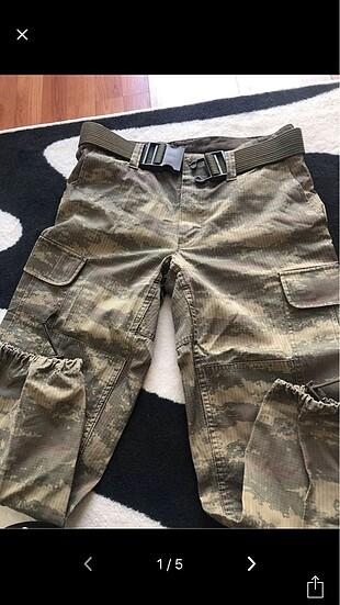 Kamuflaj pantolon