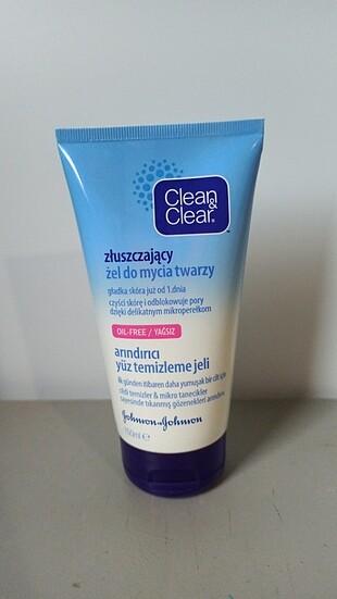 Clean&Clear Yüz Temizleme Jeli