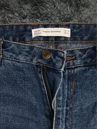 36 Beden Zara jeans