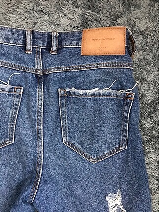 36 Beden mavi Renk Zara jeans