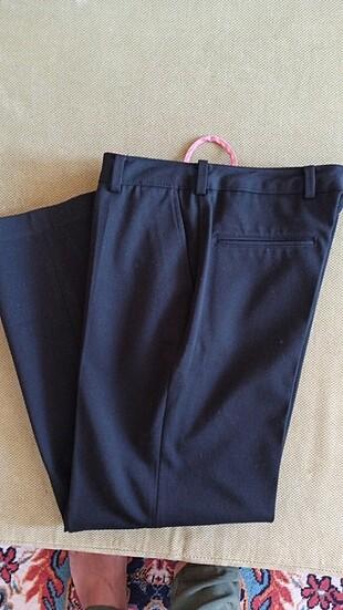 Siyah kumaş pantolon İpekyol 36 beden
