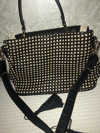 diğer Beden siyah Renk Muhteşem çanta