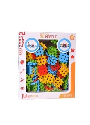 144 PARÇA VAFFILE LEGO
