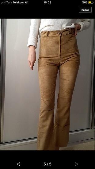 İspanyol paça,bol paça pantolon