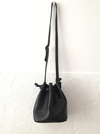 Koton Siyah kese çanta