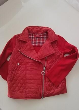 Kız çoçuk ceket 5-6yaş