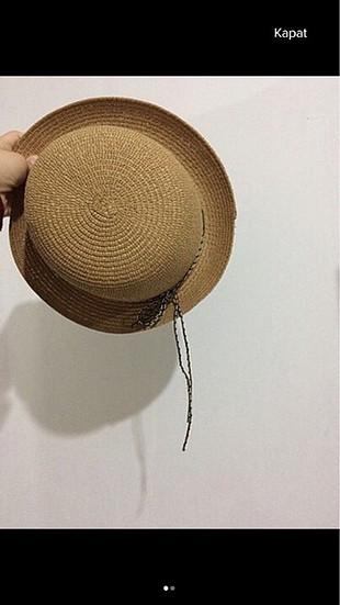 Şapka hasır