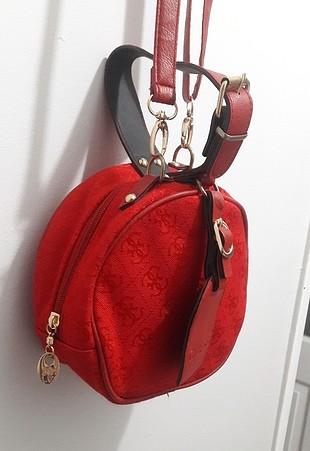 diğer Beden Kırmızı Çanta