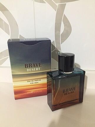 Farmasi Brave Desert erkek parfümü